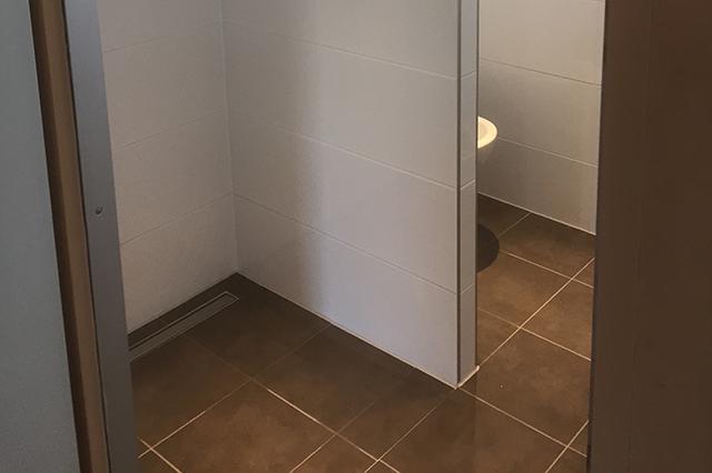 badkamer vloer